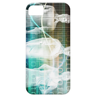 Confident Successful Business Team Standing iPhone 5 Cover