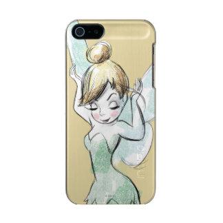 Confident Tinker Bell Incipio Feather® Shine iPhone 5 Case