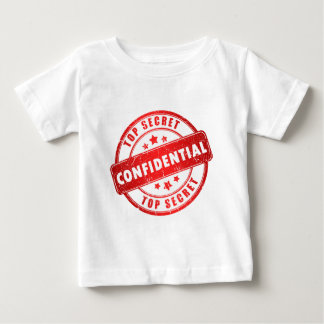 Confidential Baby T-Shirt