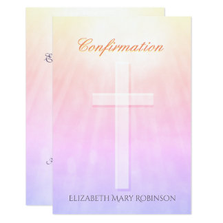 Confirmation Card