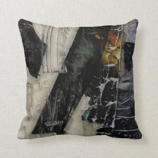 Conflate Throw Pillow
