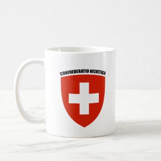 Confoederatio Helvetica Coffee Mug