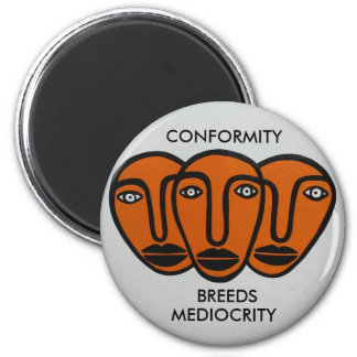 Conformity 2 2 inch round magnet