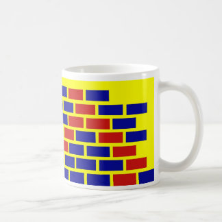 Confucius Institute - Great Wall of China Coffee Mug