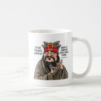 Confucius quote mug