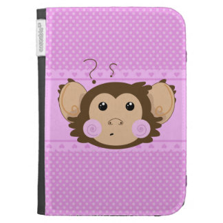 Confuse Monkey Cases For Kindle