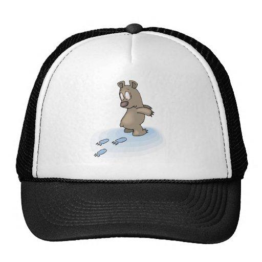 Confused Bear Trucker Hat
