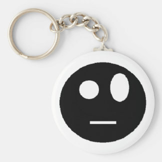 Confused Keychain