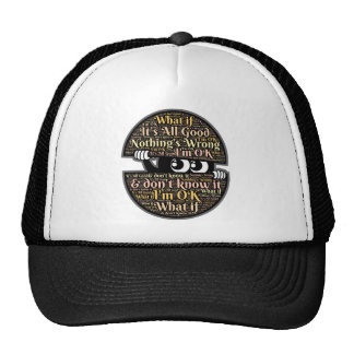 Confused Trucker Hat