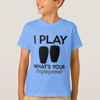 conga design T-Shirt