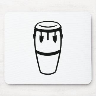 Conga drum mousepads