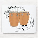 Conga Drums Mouse Mat