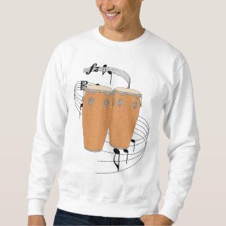 Conga Drums Sweatshirt