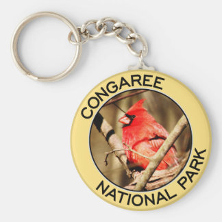 Congaree National Park Keychain