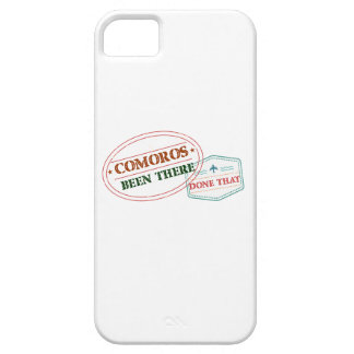 Congo Been There Done That iPhone 5 Cover