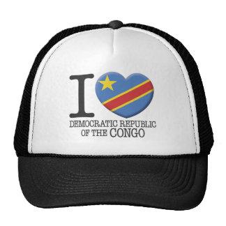 Congo, Democratic Republic of the Trucker Hats