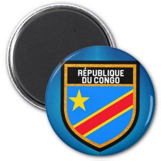 Congo Flag Magnet