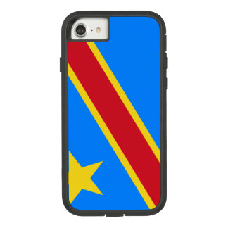 Congo-Kinshasa Flag Case-Mate Tough Extreme iPhone 8/7 Case