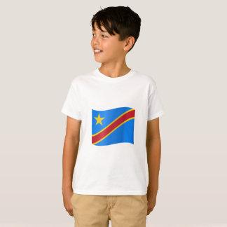 Congo-Kinshasa Flag T-Shirt
