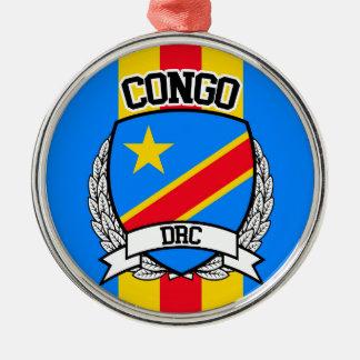 Congo Metal Ornament
