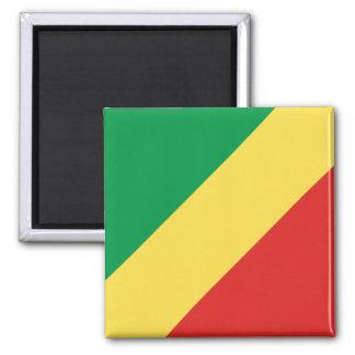 Congo National World Flag Magnet