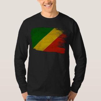 Congo Republic Flag T-Shirt