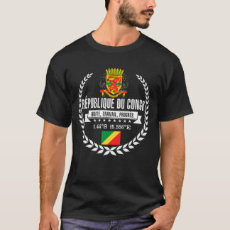 Congo Republic T-Shirt