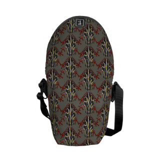 congo tree frog courier bags