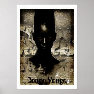 Congo Vouge Poster