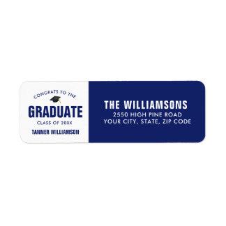 Congrats Grad Cap Class 2018 Modern Grad Custom