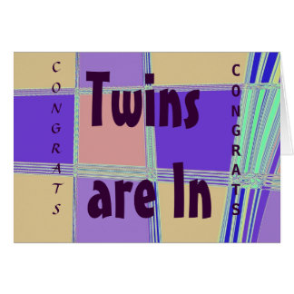 Congrats on your Twins card