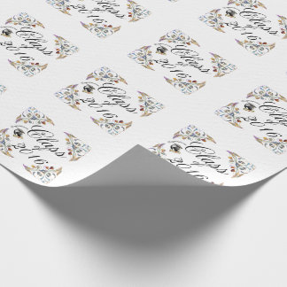 Congratulation Class of 2016 Graduation Supplies Wrapping Paper