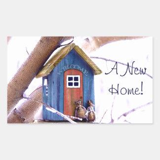 Congratulation New House Stickers