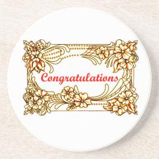 Congratulations 2 coaster