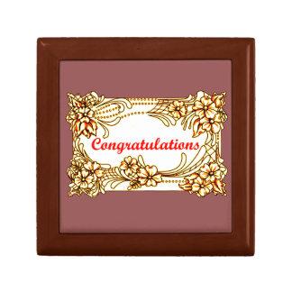 Congratulations 2 gift box