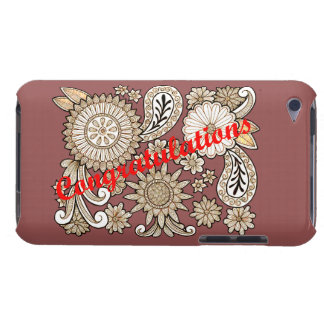 Congratulations Barely There iPod Cover