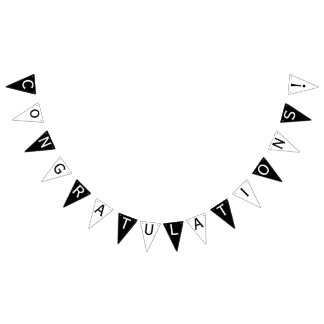 Congratulations Bunting Flags