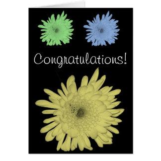 Congratulations! Card