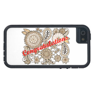 Congratulations Case For The iPhone 5
