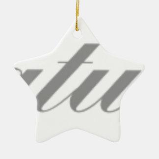 congratulations ceramic ornament