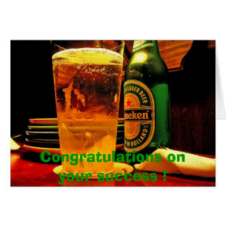 Congratulations Cool One Card