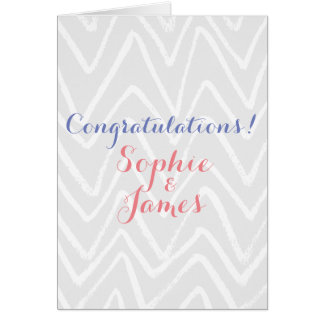 Congratulations - Customised card