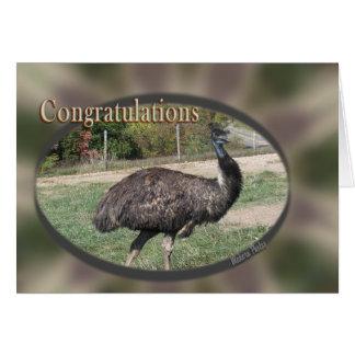 Congratulations-customize Card