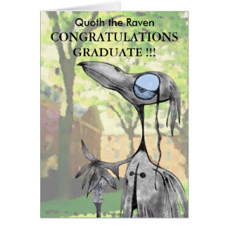 Congratulations Graduate ! Card
