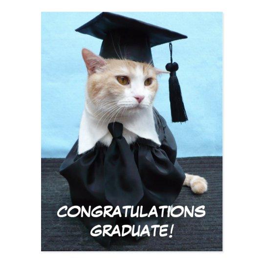 Congratulations Graduate! Postcard