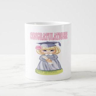 Congratulations Jumbo Mug
