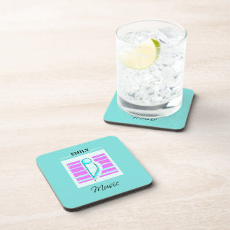 Congratulations Note, Musical Performance Coaster