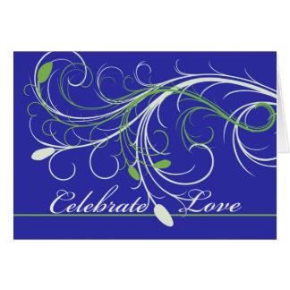 Congratulations on Engagement, Elegant Design Card