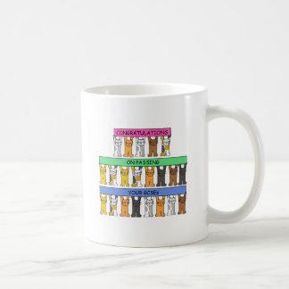Congratulations on passing your GCSEs Coffee Mug