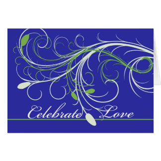 Congratulations on Renewal of Vows, Elegant Design Greeting Card